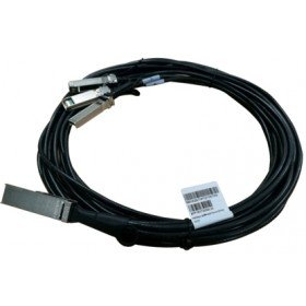 HP Enterprise X240 Direct Attach Copper Cable - Netzwerkkabel - QSFP28 bis SFP28