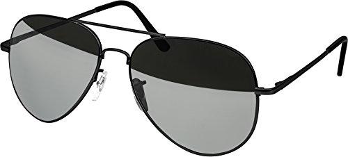 Hochwertige Pilotenbrille Sonnenbrille 70er Jahre Herren & Damen Sunglasses Fliegerbrille...