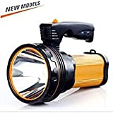 ROMER LED Rechargeable Handheld Searchlight High-Power Super Bright 9000 MA 6000 LUMENS CREE