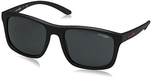 Arnette complementary, occhiali da sole unisex adulto, nero (black), 57
