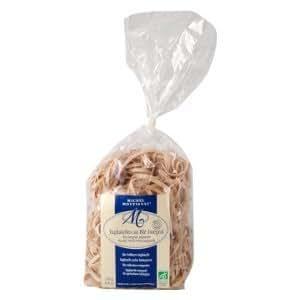 Tagliatelles au blé intégral Montignac