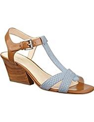 Nine West Geralda cuir Wedge Sandal
