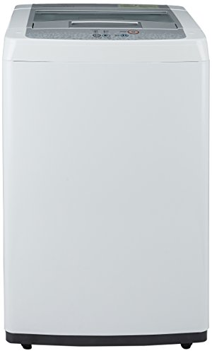 LG 6 kg Fully-Automatic Top Loading Washing Machine (T7071TDDL, Blue/White/Middle Free Silver)