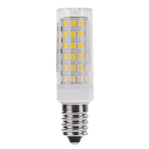 Matefielduk LED-Lampe Maiskolben E14 G9 LED SMD 2835 9 W 78 LEDs Maisbirne Spot Licht einstellbar [Energieeffizienzklasse] E14, Ww, 220 V (Natürlichen Mais-chips Alle)