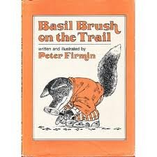 Basil Brush on the trail