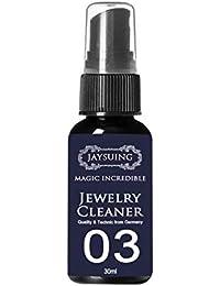 precauti Limpiador de Joyas 30ML Reloj de Oro Anillo de Diamantes Eliminador de óxido inofensivo no tóxico