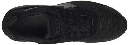 Nike Herren Air Max Guile Freizeitschuhe Schwarz (Black/black Black)