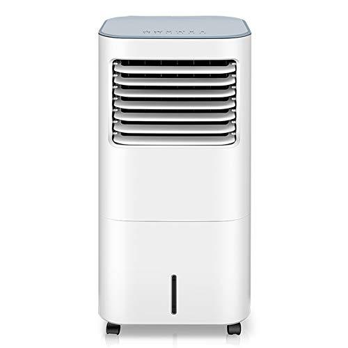HAIPENG Mobile Tragbare Klimaanlage Klimagerät Luftkühler Ventilator Kühlung Luftbefeuchter Luftreiniger Fernbedienung Timer, 55W