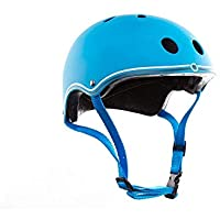 Globber Junior 48-51 cm Protection Helmet Unisex Child, Sky Blue