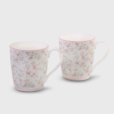Cutie Rose 10 oz. Mug (Set of
