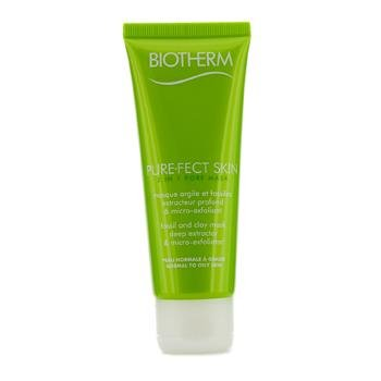 Biotherm Pure Fect Skin femme/women, 2 in 1 Mask, 1er Pack (1 x 75 g)