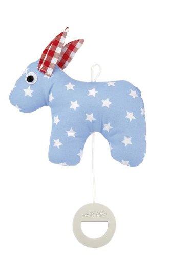 Käthe Kruse 87375 - Esel kleine Spieluhr
