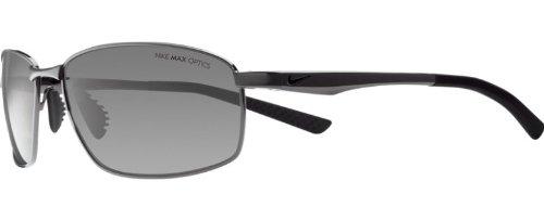 Nike Sonnenbrille (AVID SQ EV0589) GUNMETAL/GREY LENS