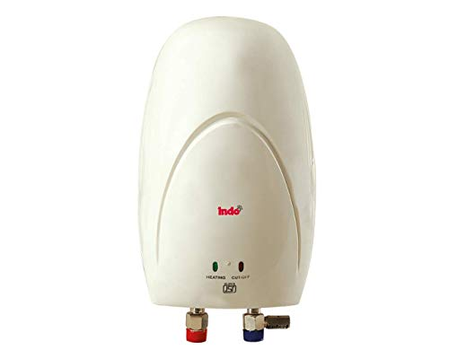 INDO HOTSTAR 1L Instant Water Heater(3000 W, Ivory)