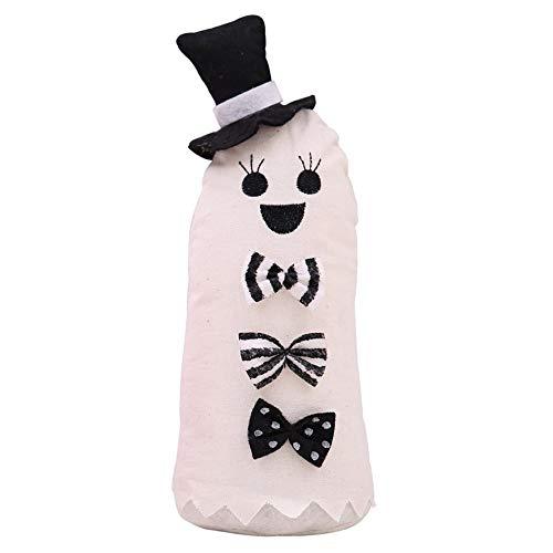 Ghost Macht Kostüm Ein - BlackEdragon Neue Halloween Stoff Puppe Dekoration Stoff Party Ghost Kostüm Puppe Atmosphäre Layout Dress up Kinder Geschenk