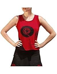 Aller Simplement - T-shirt a bretelles larges TS400
