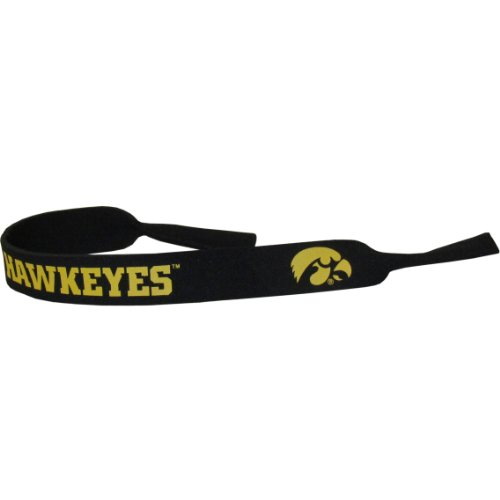 Siskiyou NCAA Iowa Hawkeyes Neopren Sonnenbrille Gurt