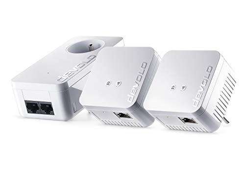 Devolo 9639 dLAN 550 WiFi Kit réseau CPL...