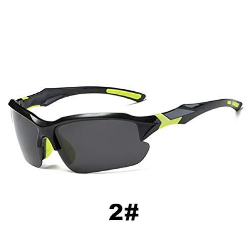 ZKAMUYLC SonnenbrillePolarisierte Radsportbrille Fotografisches Glas UV400 Männer Frauen Sonnenbrillen Fahren MTB Fahrrad Brillen Oculos Gafas Ciclismo TAC Objektiv