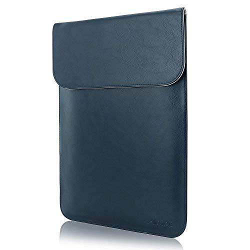 "Allinside 13-13,3 Zoll Hülle Tasche wasserdichte Laptophülle für MacBook Air 13\"" 2010-2017 (A1369 A1466)/ MacBook Pro 13\"" 2012-2016 (A1425 A1502)/ MacBook Pro 13\"" CD-Rom (A1278), Blau"