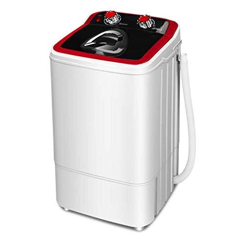 Waschmaschinen Mini Waschmaschine, Elution Integrated Blau Antibakteriell Haushalt Waschmaschine 240W Waschkapazität 4.6kg