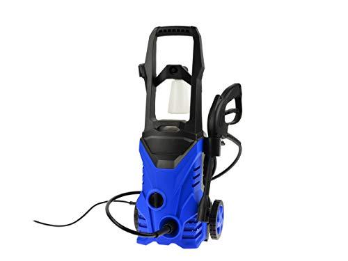 BSD Hidrolimpiadora Geko MP200 - Lavadora a Presión con Lanza, Manguera y Pulverizador de Espuma ...