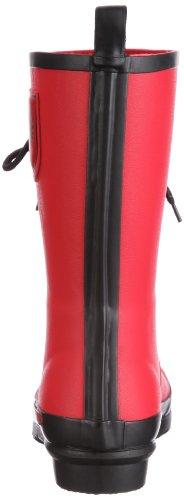Giesswein Wain 57/10/41027, Bottes de pluie femme Rouge (Rouge-TR-C3-131)