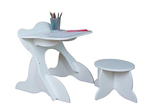 Room studio ufficio leggio sgabello legno bianco confronta prezzi
