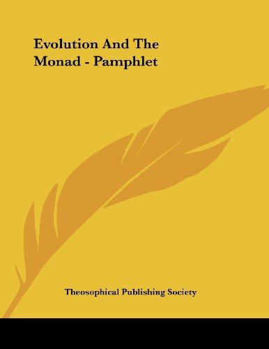 Evolution and the Monad - Pamphlet