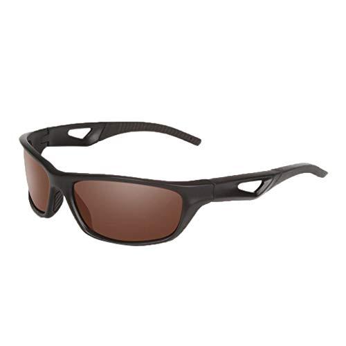 AOGOTO High-End-Männer und Frauen Sonnenbrille polarisierten Sport-Sonnenbrillen Outdoor Riding Sonnenbrillen
