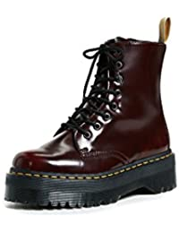 Dr. Martens 15265001 Jadon Polished Smooth, Scarpe Stringate Basse Brogue Donna