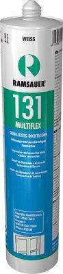Ramsauer 131 Multiflex anthrazit grau RAL 7016 1K Silikon Dichtstoff 310ml Kartusche