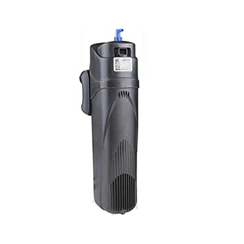 Lámpara de desinfección Esterilizador Sumergible de luz Ultravioleta Acuario Tanque de Peces Agua...