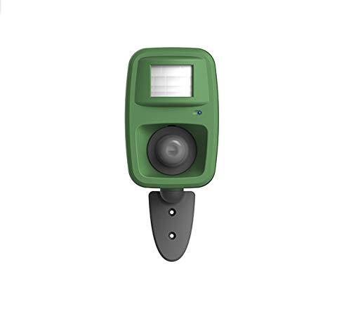 PES4Pest-Stop Elektronischer akustischer Vogelvertreiber,30 – 50m Deckung, zyklische Zeiteinstellung, wetterfest, sicher und effektiv -
