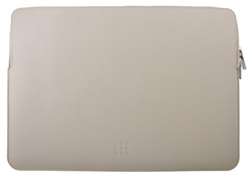 Moleskine MOCS13BE Classic Computer Sleeve, Debossed Logo, 33,02 cm (13 Zoll) beige