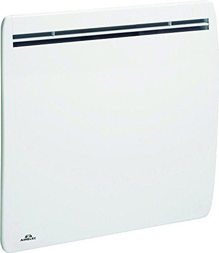 Airelec AIRA692803 Radiateur réfractite inertie sèche duplex 1000 W horizontal Blanc