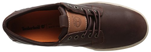 Timberland Adventure 2.0 Cupsole_adventure 2.0 Cupsole Lea, Baskets Basses homme Marron - Braun (Potting Soil)