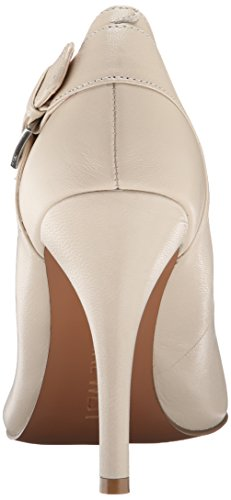 Nine West Fired Up Femmes Cuir Talons Off White