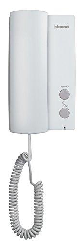 BTicino - 330451 Interfono con Auricular, Color