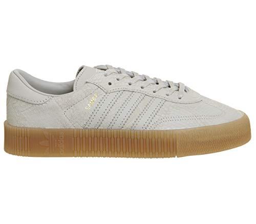 huge discount 5117b 7dd6c adidas Damen Sambarose W Fitnessschuhe, Mehrfarbig (Multicolor 000), 39 1 3