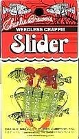Crappie Slider-Pack Cht / rdtail (Slider Jig Head)