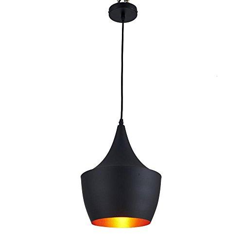 Lonfenner Lampadario Vintage Lampadario lampadari nera strumenti musicali industriale Lampadario