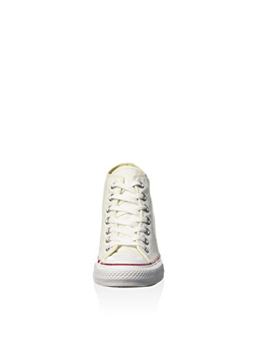 Converse Mid Lux, Baskets Basses Mixte Adulte Bianco