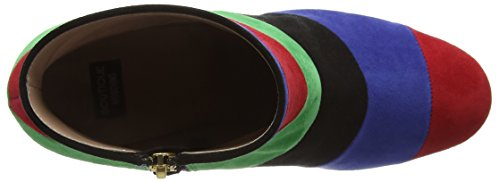 MOSCHINO Sca.nod.chiara85 Cam.multicolore, Bottes Classiques femme Multicolore - Multicolor (99B)