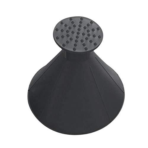 AimdonR Grattoir à glace en forme de cône - Grattoir à glace pour voitures Le grattoir à pare-brise élimine sans effort le givre et la glace des pare-brise
