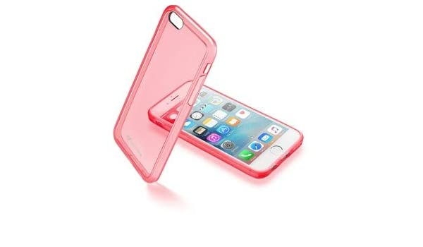 Cellularline Clear Color Smartphone Cover Case for: Amazon