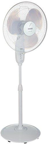 Usha Maxx Air 400mm Pedestal Fan (White)