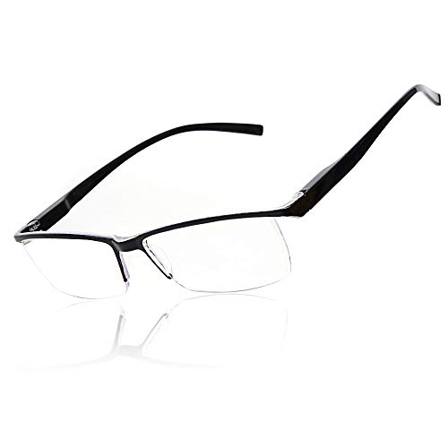 LUFF Ultraleichte High-End Anti-Blue Portable High-Definition-Lesebrille (+1.5)