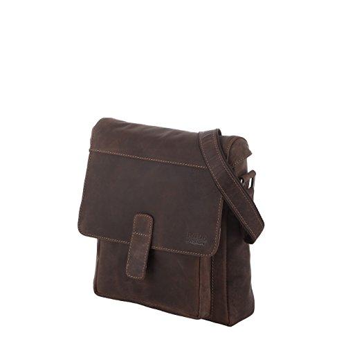 Rada Nature Umhängetasche Cali echt Leder Handtasche in verschiedenen Farben khaki
