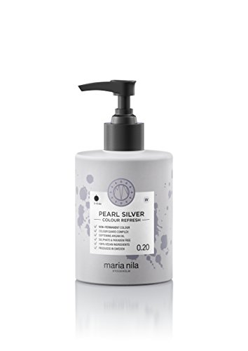 Maria Nila Colour Refresh Pearl Silver 0.20, 300 ml
